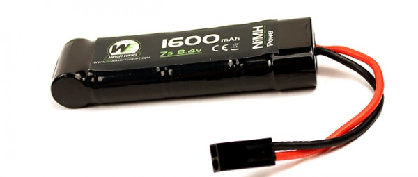 NP 8.4v 1600Mah Small Type Battery