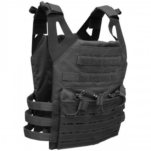 Viper Lazer Special Ops Plate Carrier Black / Black