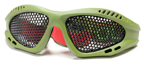 Nuprol Mesh Glasses - OD