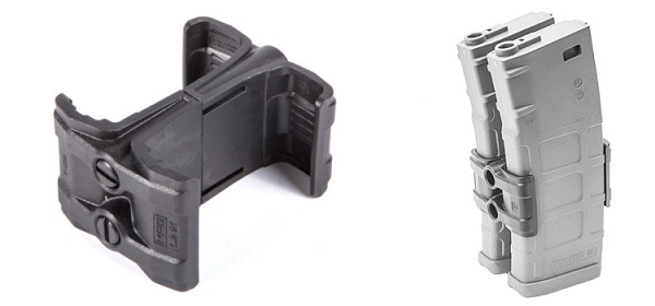 Magpul PTS MagLink Magazine Coupler Black