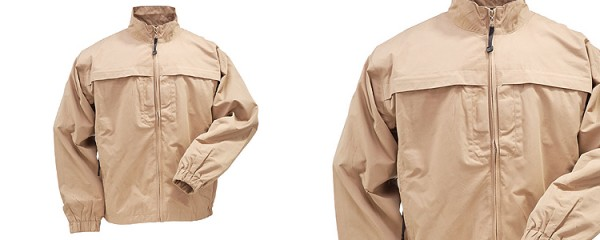 5.11 Response Jacket Coyote Brown
