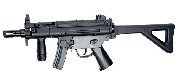 ASG BT5  PDW SLV