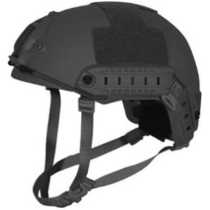 Viper Fast Helmet - Black