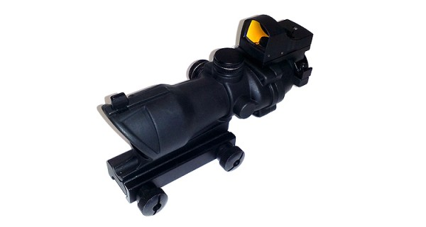 WE ACOG 4x32 DR Sight