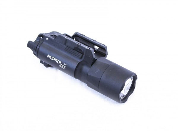 Nuprol NX300 pistol Torch / Black
