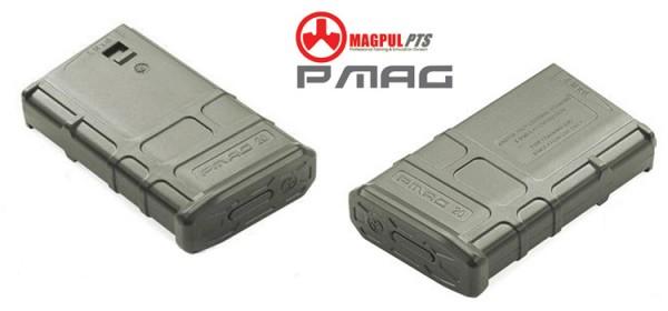 Magpul PTS P-MAG 20 70rd OD