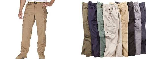 5.11 Tactical Cotton Pant Coyote Brown