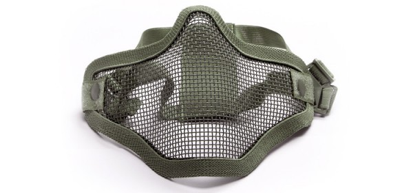 Strike Mesh Lower Mask - OD