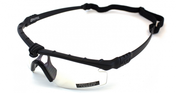 NP Battle Pro's Glasses (Black Frame)