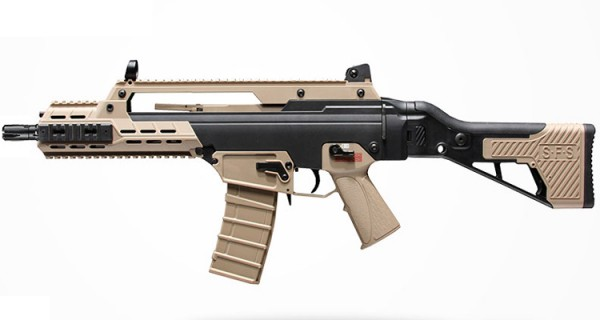 ICS AAR Compact Assault Dual Tone