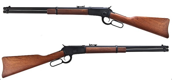 A&K 1892 Winchester Gas Rifle (ABS Wood Version)