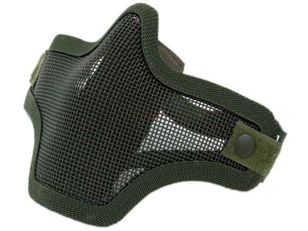 Nuprol Lower Mesh Mask Olive