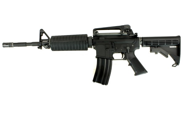 WE M4A1 GBB Black Edition