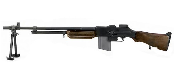 A&K Browning M1918A2 Support rifle