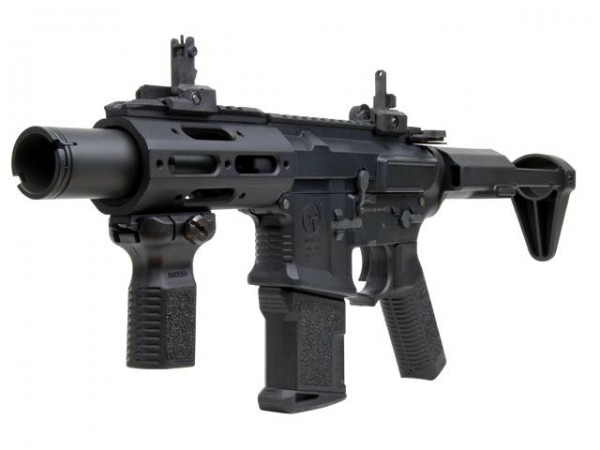 Ares Amoeba Honey Badger CQB Black