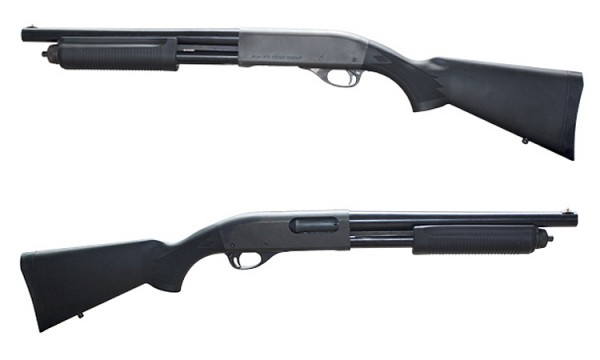 PPS M870 Police Pump Action Shotgun