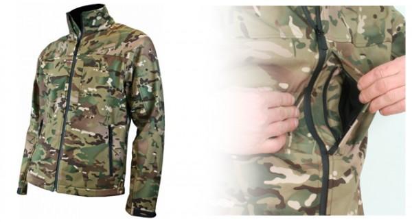 Highlander ODIN Softshell Jacket HMTC - XXL