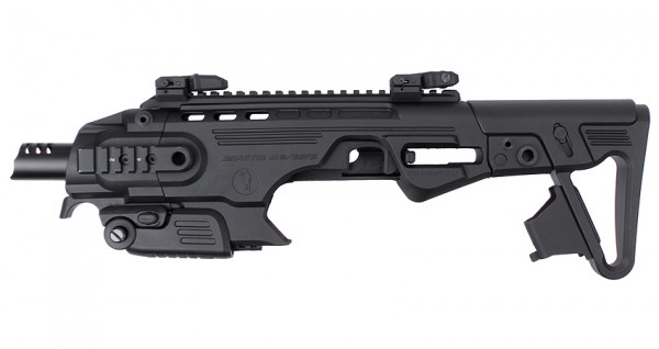 CAA Tactical RONI M9/M9A1 Conversion Black
