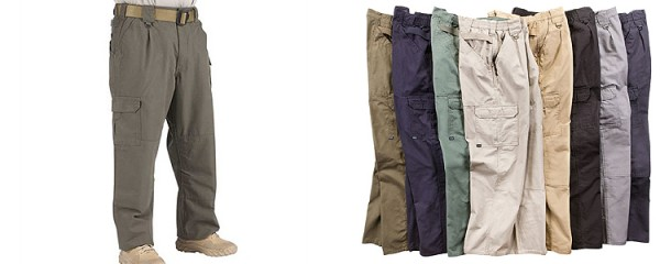 5.11 Tactical Cotton Pant Tundra