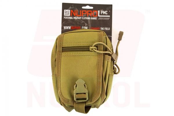 Nuprol PMC Multi Purpose Pouch / Tan