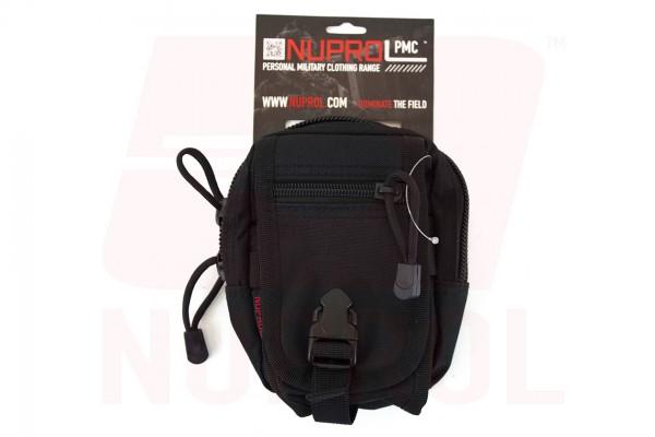 Nuprol PMC Multi Purpose Pouch / Black