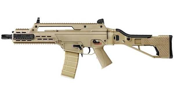 ICS G33 Compact Assault Tan