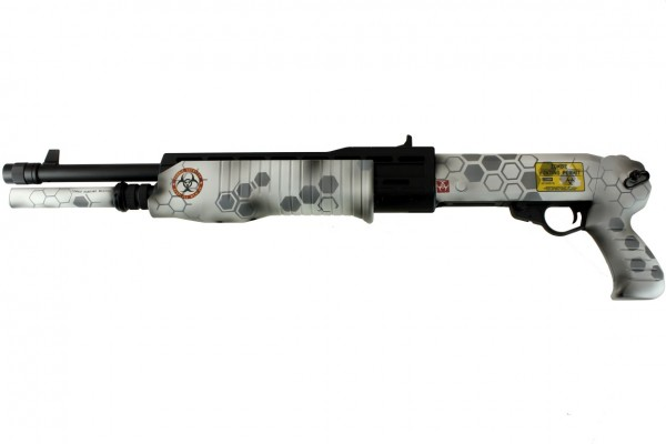 DE Spas 12 - Zombie Hunter