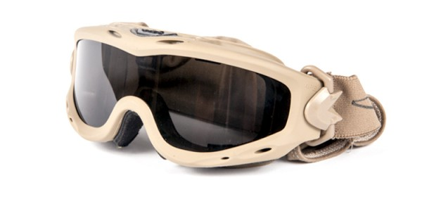 Wiley X SPEAR Goggles Tan