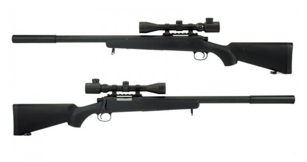 Tokyo Marui VSR-10 G-Spec Black / Black