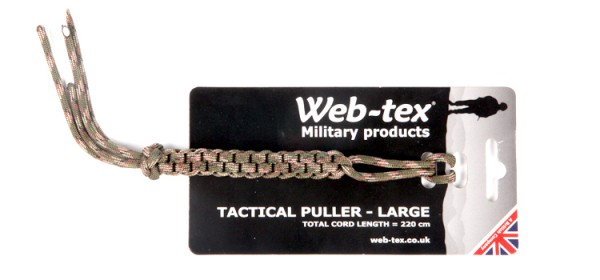 Web-Tex Tactical Puller - Large Camo