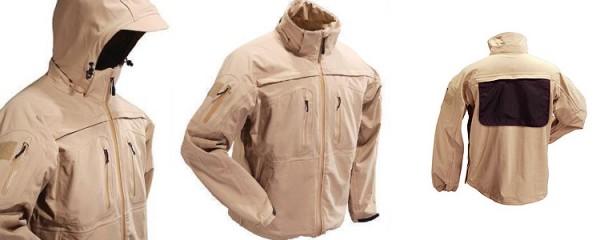 5.11 Sabre Jacket Coyote Brown