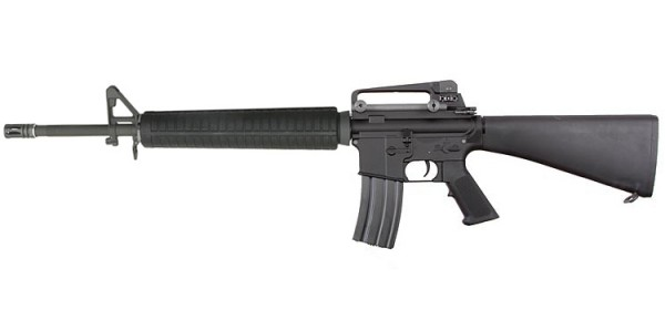 WE M16A3 Gen 2 Rifle