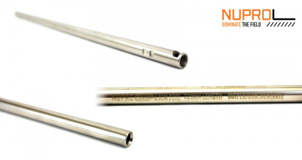 Nuprol 300mm Stainless Steel Barrel (6.03mm)