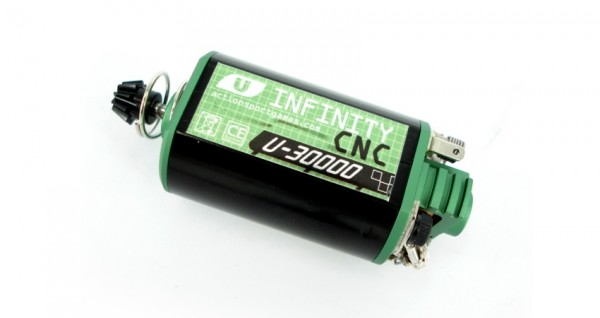 Ultimate Infinity CNC U-30000 Short