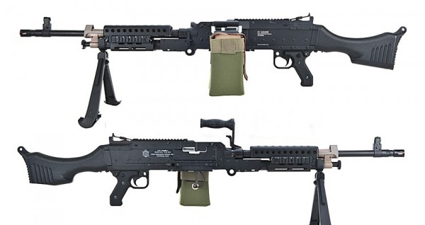 S&T M240 Support Rifle