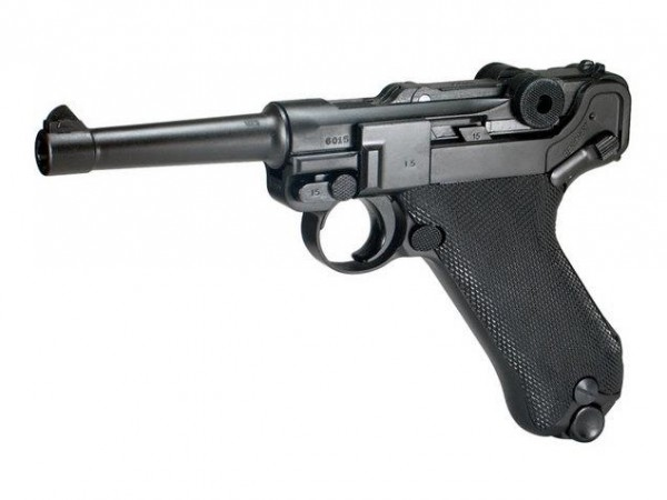 Umarex Legends P08 Luger CO2 .177 BB