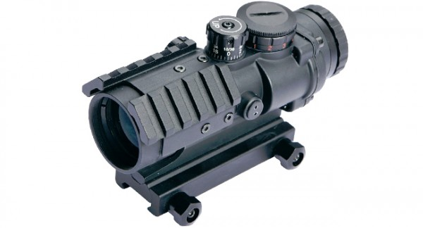 Strike 3x32 Optical with Dual RIS Rails