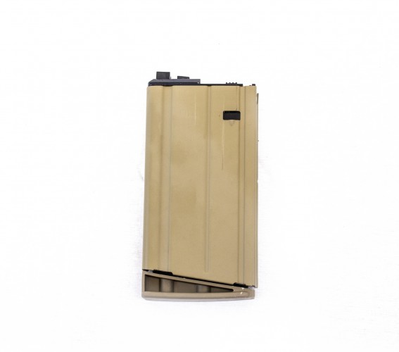 WE Mk17 Scar Heavy GBB Magazine - Tan