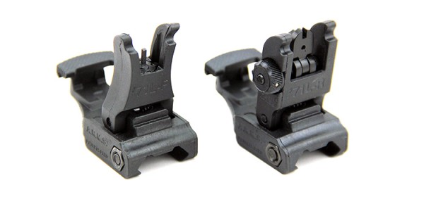 BD-71L Front & Rear Sight Set