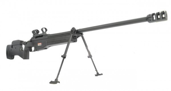 Ares Mid Range MSR Gas Bolt Sniper /w Scope & Bipod