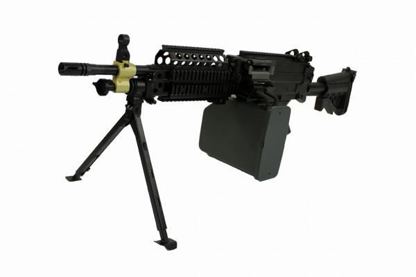 A&K FN Licensed MK46  Support Rifle / Black