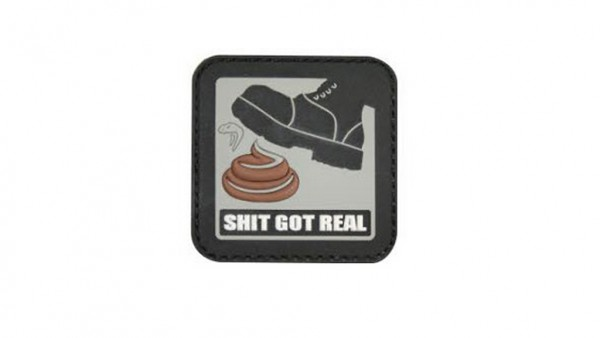 Viper 'Got Real' Morale Patch