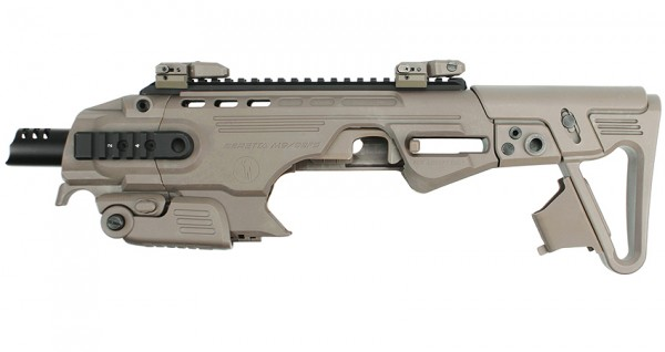 CAA Tactical RONI M9/M9A1 Conversion FDE