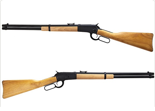 A&K 1892 Winchester Gas Rifle (Real Wood Version)