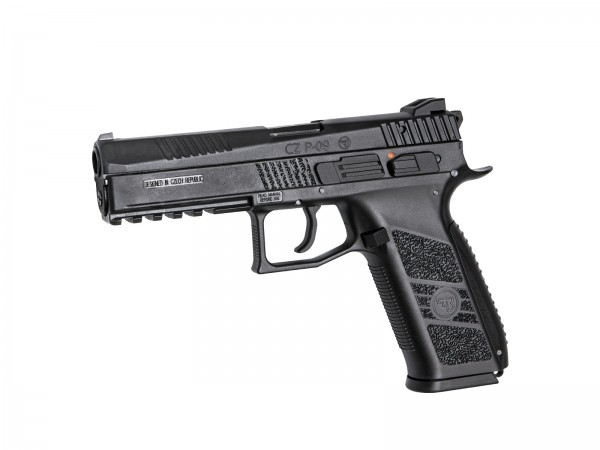 ASG CZ P-09 Duty Inc. Case Black