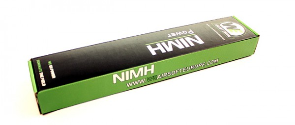 WE 8.4v 1600mAh Stick Battery
