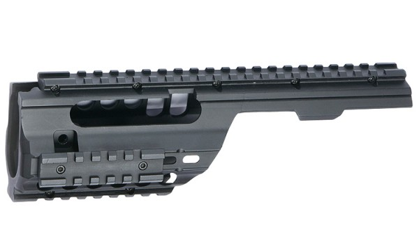 ASG BT5 MP5K RIS Rail