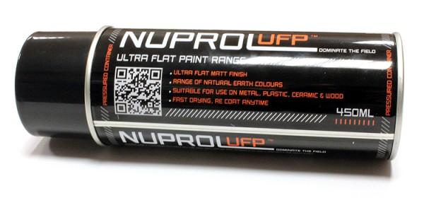 Nuprol UFP Flat Black - 450ml