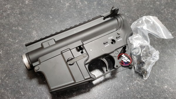 G&D Sentinel Receiver Set with Gearbox