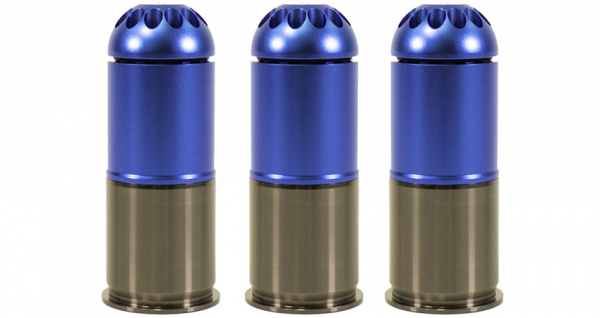 Nuprol 40mm Grenade 120rd (3 Pack)